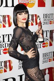 a photo of the Aries singer & songwriter, Jessie J at the 2011 Brit Awards