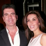 Libran Simon Cowell with fiance Mezghan Hussainy