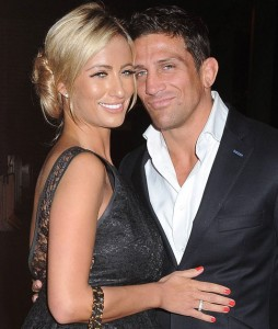 photo of Alex Reid & Chantelle Houghton