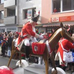 Cologne Carnival, Capricorn