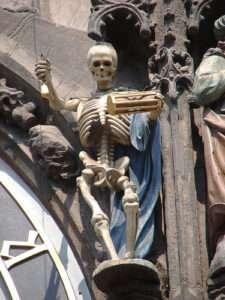 Death on the Astronomical Clock, Prague
