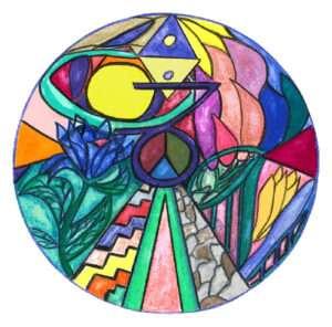 Capricorn Mandala