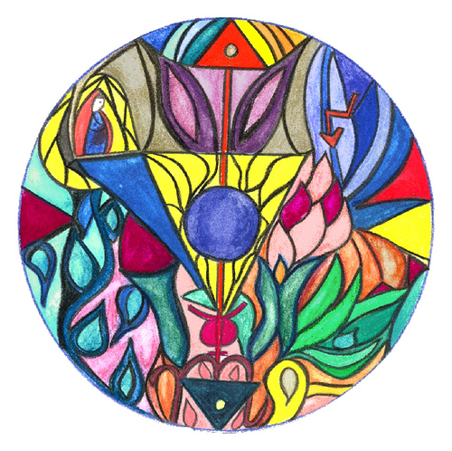 Virgo Mandala