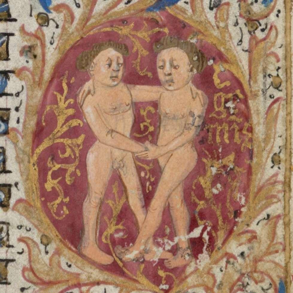 Gemini.15th century