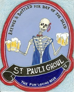 Day of the Dead beer, Sagittarius