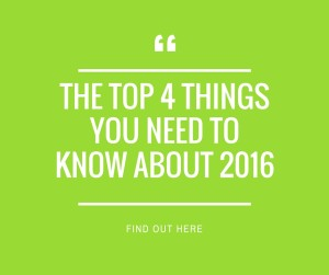 2016 The Top 4 Things