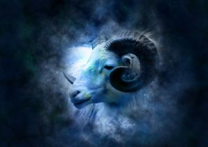 Aries, the ram