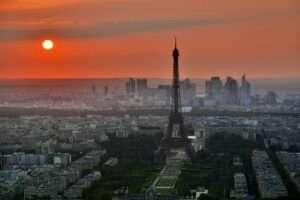Paris, Virgo