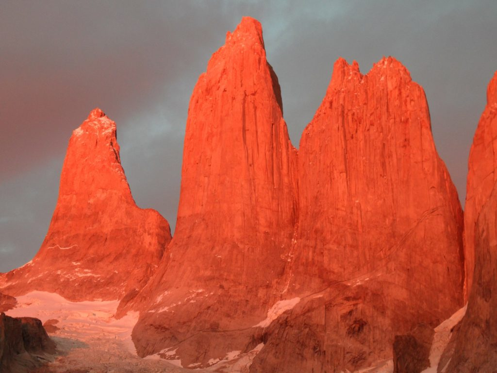 Aries, mountains