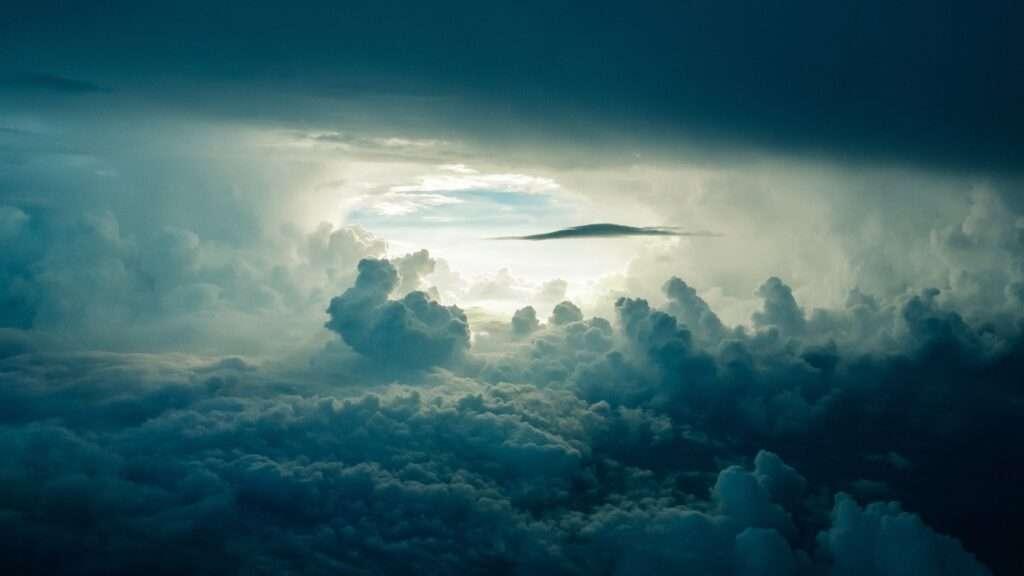 Cancer, sky