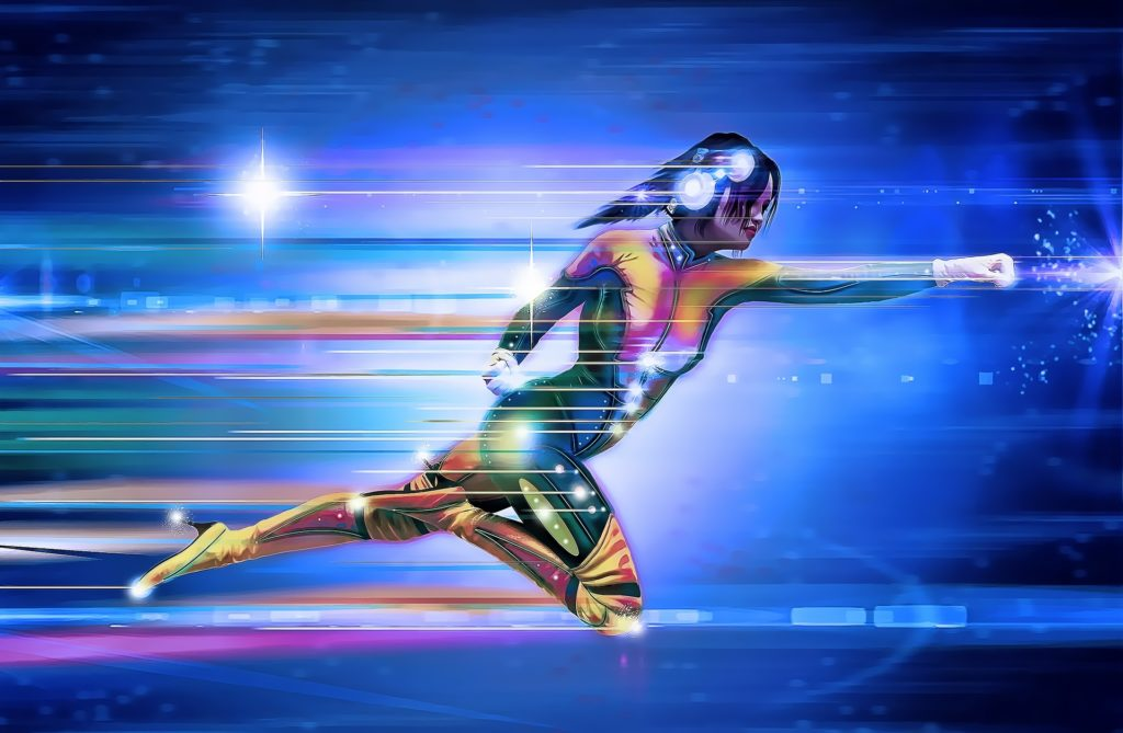 Mercury speeds into direct motion