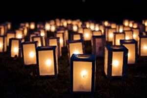 candlelight
