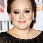 photo of Adele at the Brits
