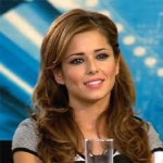 photo of Cheryl Cole on X Factor