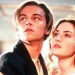photo of Leonardo DiCaprio and Kate Winslet in Titanic