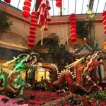 photo of Chinese dragons for Chinese New YEar