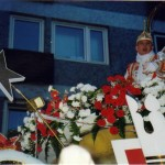 The Prince at Cologne Carnival