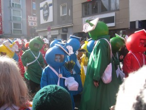 Cologne Carnival, Cancer