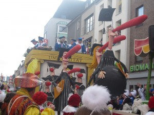 Cologne Carnival, Gemini