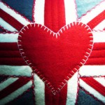 Union Jack Love Heart