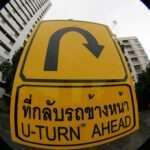 U-Turn Ahead