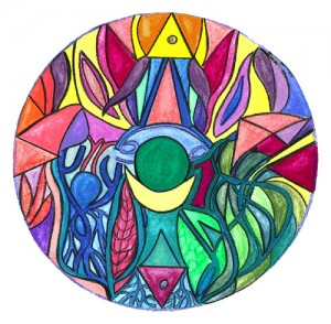 Cancer Mandala