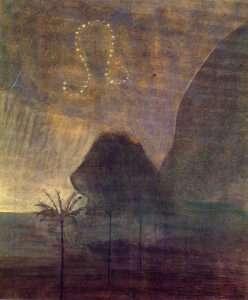 Leo Oil Painting