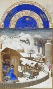 Aquarius Month of February
