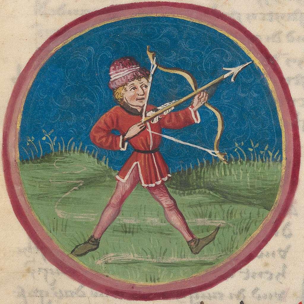 Sagittarius.15th century