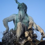Neptune God of the Sea