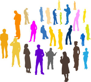 people, group