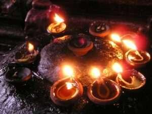 prayer candles, Gemini