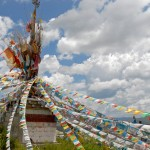 prayer flags, Pisces