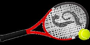 Sun Gemini, tennis racquet