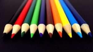 pencils, Virgo