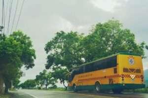 school bus, Sagittarius