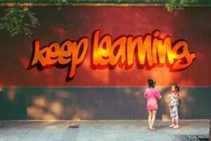 keep learning, Capricorn