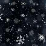 snowflakes, Capricorn