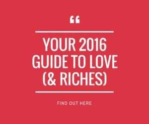 2016 Love & Riches