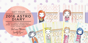 2016 Astrodiaries