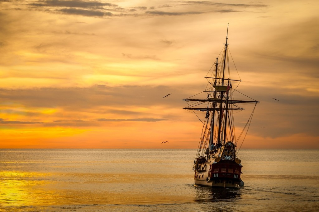 Capricorn, boat