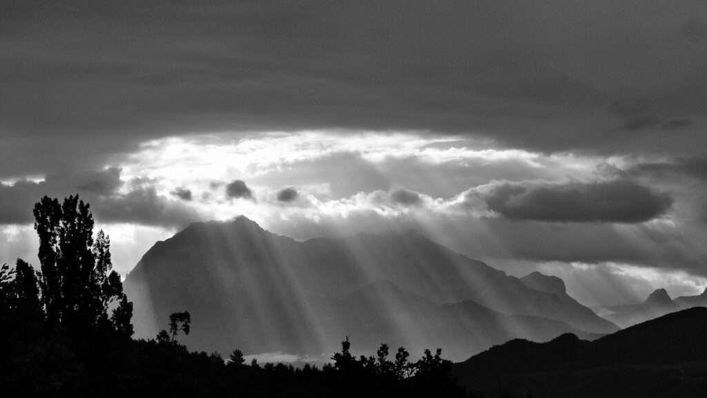 Scorpio, mountain