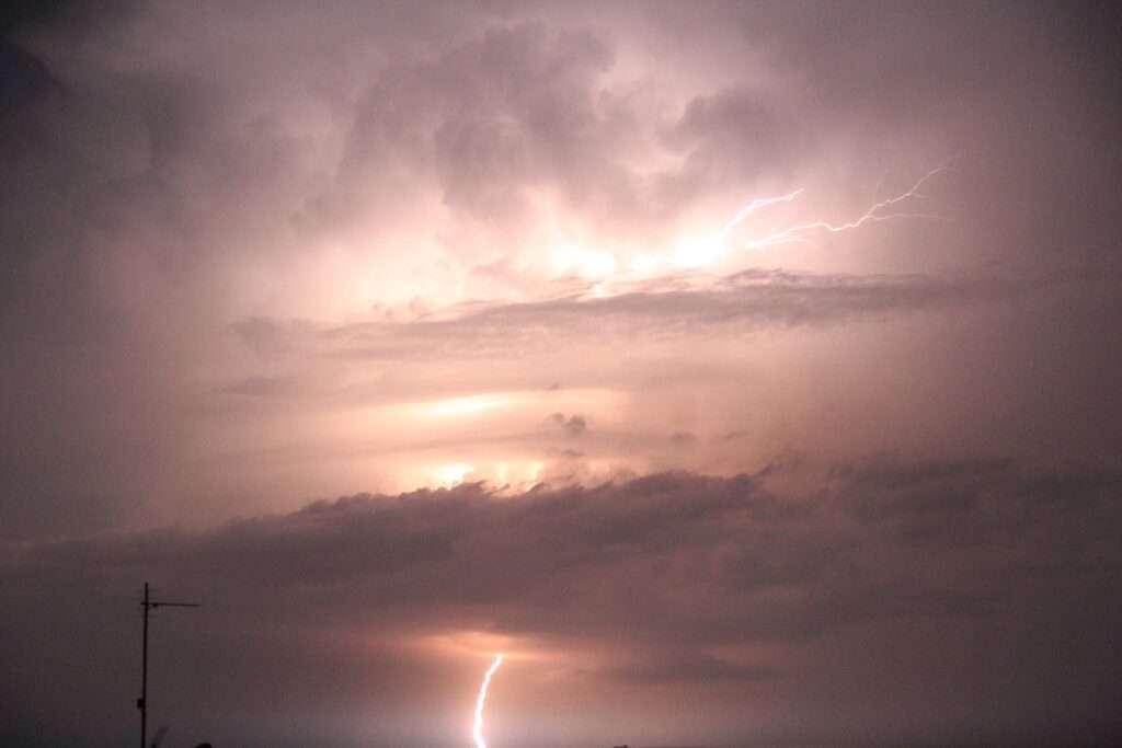 Libra, Uranus lightning