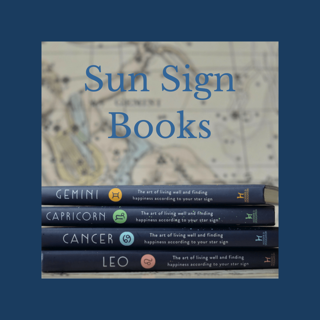 sun sign books