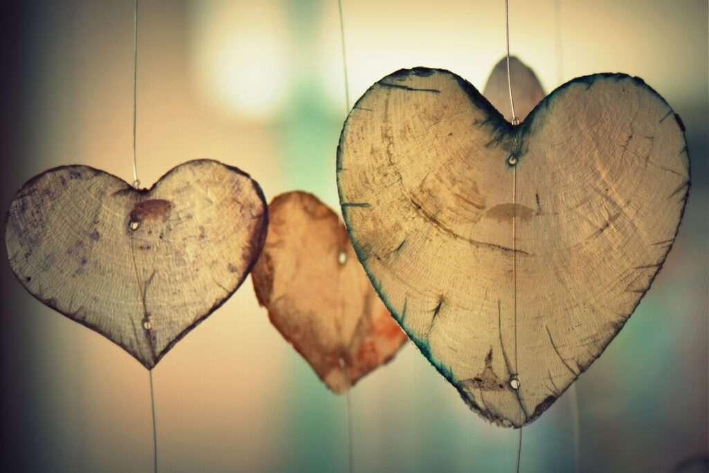 hearts, Venus Libra