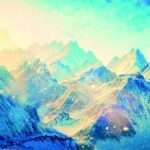 Aquarius, mountains