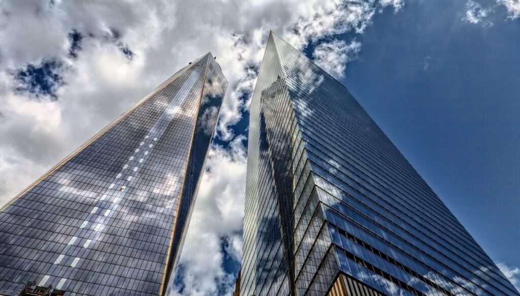Aries, skyscraper