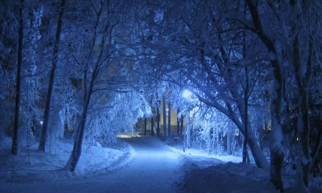 Scorpio, winter