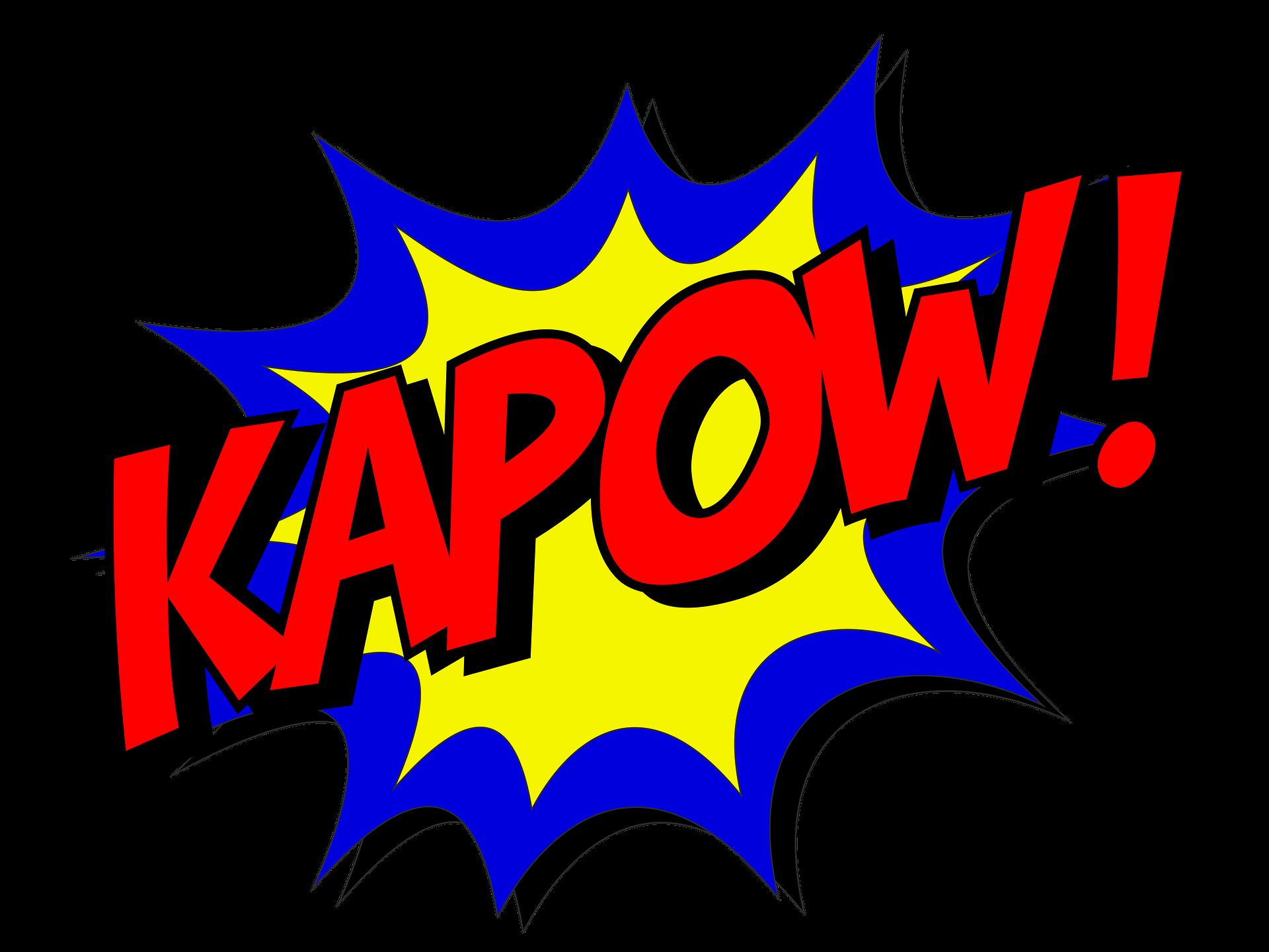 Chiron Enters Aries: Kapow - Sally Kirkman Astrologer