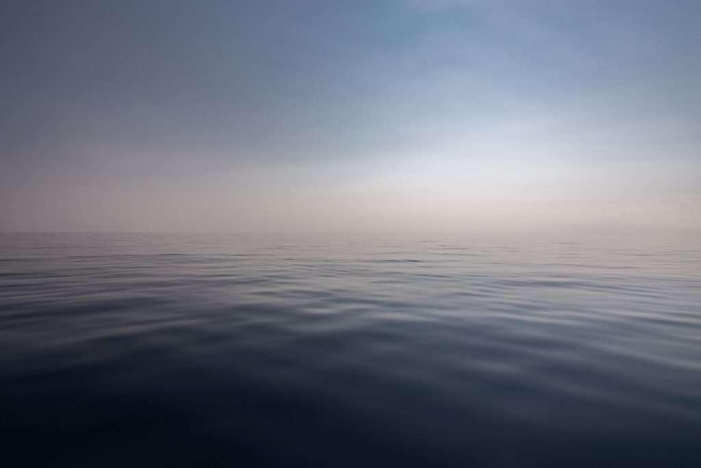 Capricorn, sea